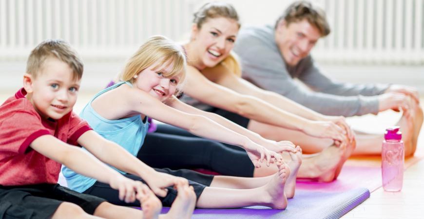 familie fitness