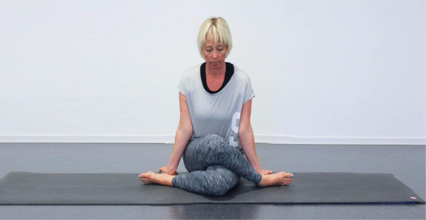 Yin Yoga event med Mette Labich