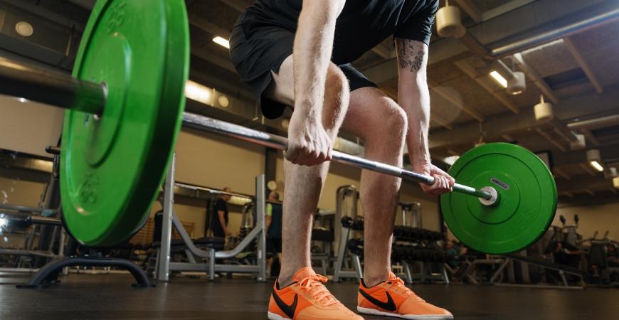Styrketræning i Ficness
