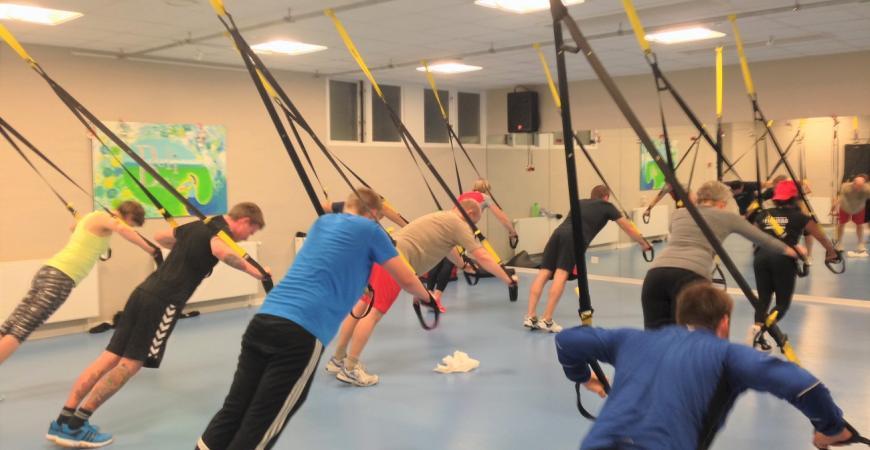 TRX træning