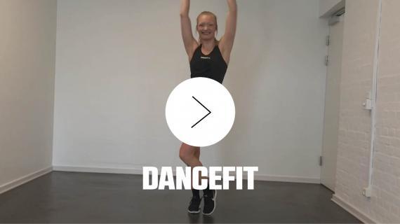 DanceFit i Ficness Fredericia