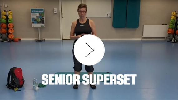 Senior træning i Ficness